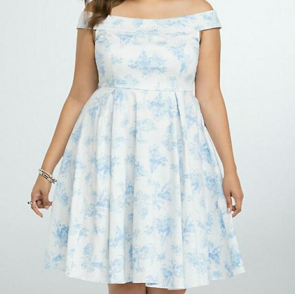 Plus Size Cinderella Dress